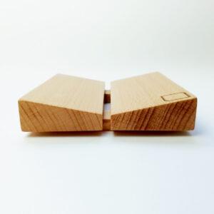 handmade wooden soap dish